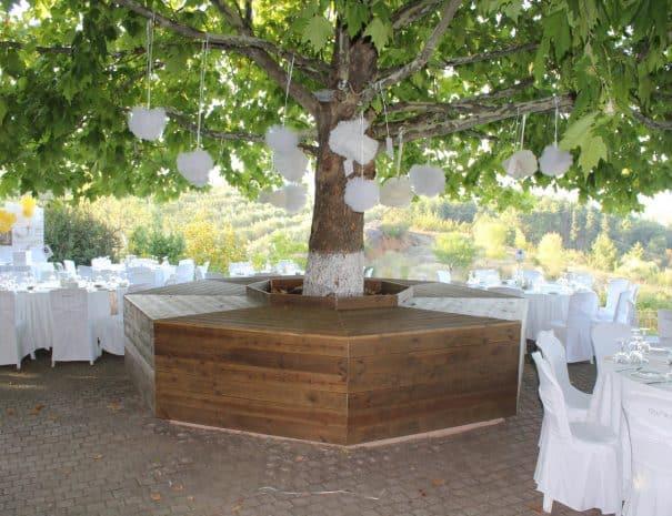 Γάμος στο ξενοδοχείο Ερωδιός στη λίμνη κερκίνη