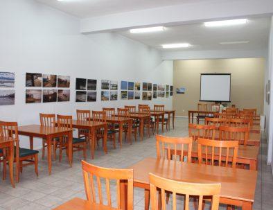 social events and conferences at lake kerkini